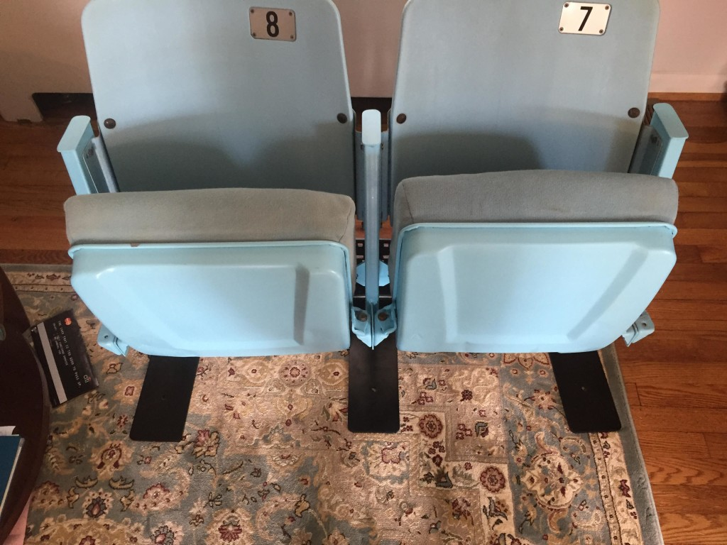 Dean Smith Center stadium seats